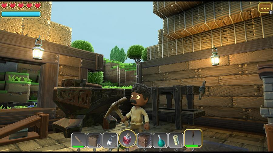 Portal Knights Screenshot 4
