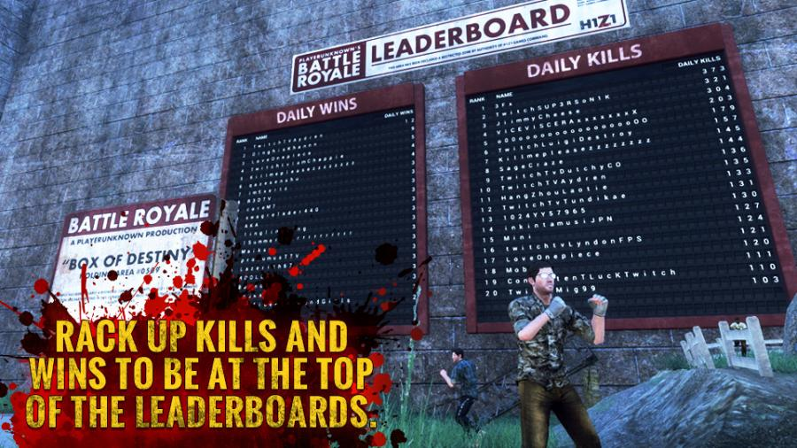 H1Z1: King of the Kill - Steam Gift Key Screenshot 4