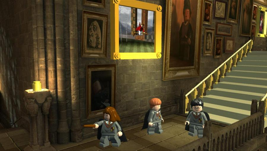 LEGO Harry Potter: Years 1-4 Screenshot 4