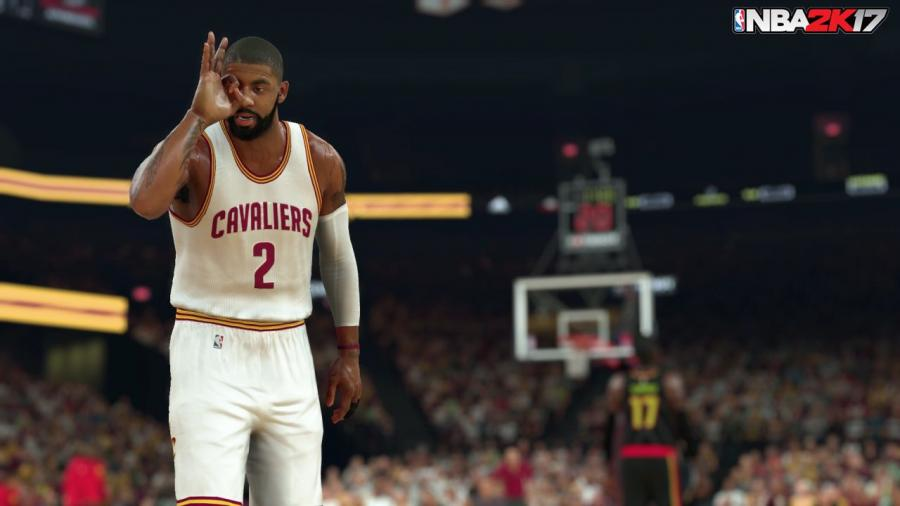 NBA 2K17 Screenshot 2
