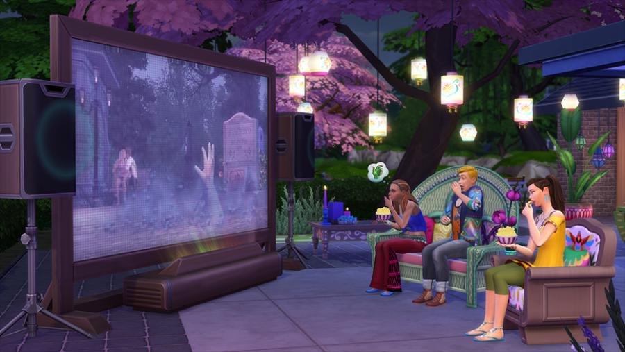 The Sims 4 - Dine Out Bundle Screenshot 6