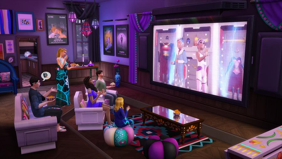 The Sims 4 - Dine Out Bundle Screenshot 4