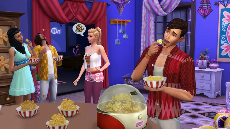The Sims 4 - Dine Out Bundle Screenshot 7