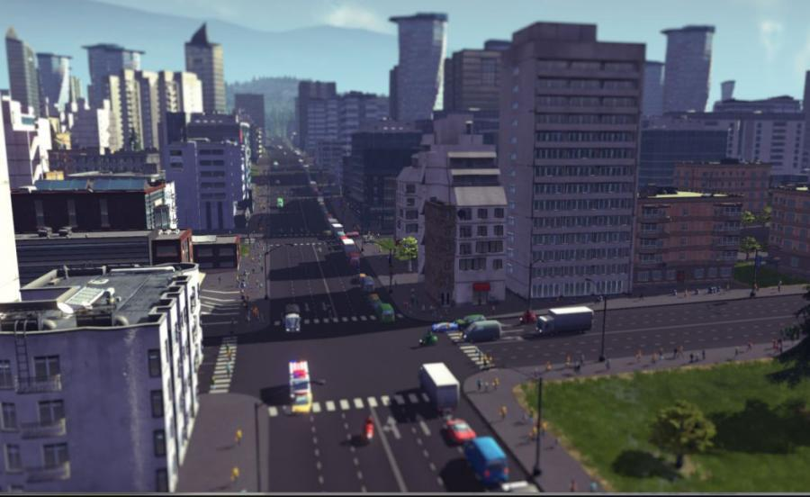 Cities Skylines - Deluxe Edition (Steam Gift Key) Screenshot 4