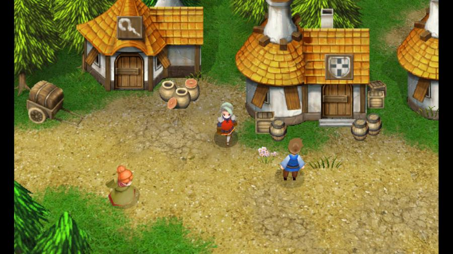 Final Fantasy III / Final Fantasy IV - Double Pack Screenshot 5