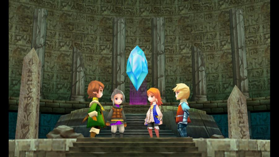 Final Fantasy III / Final Fantasy IV - Double Pack Screenshot 2