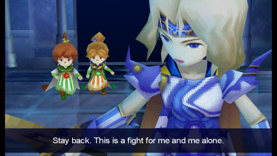 Final Fantasy III / Final Fantasy IV - Double Pack Screenshot 8