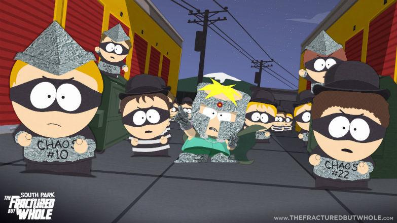 South Park - The Fractured but Whole (Gold Edition) Screenshot 3