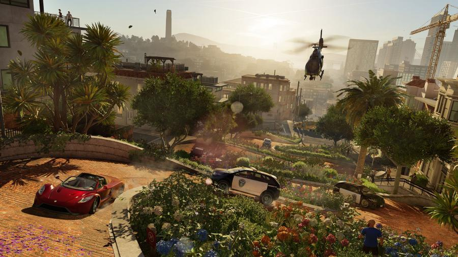 Watch Dogs 2 - Gold Edition Screenshot 3