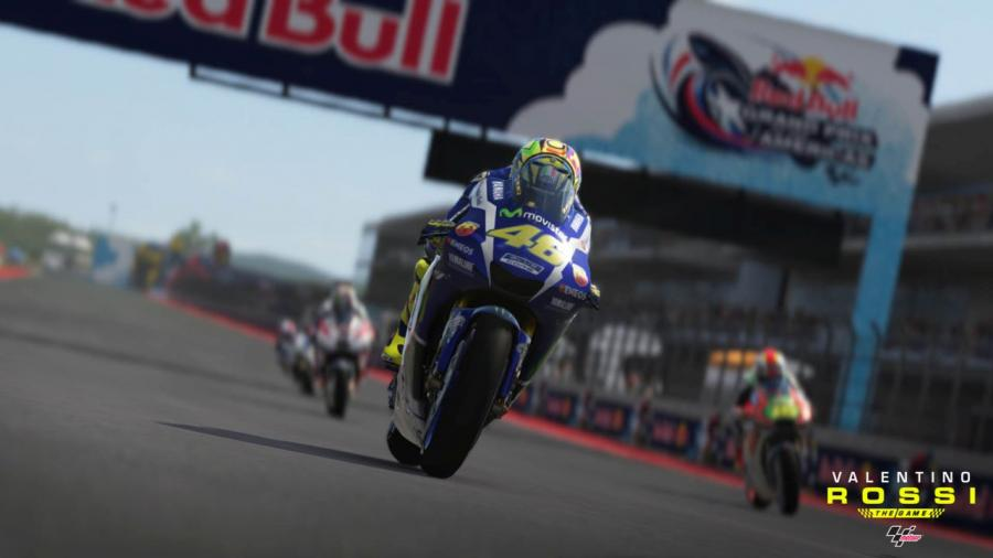 Valentino Rossi The Game Screenshot 2
