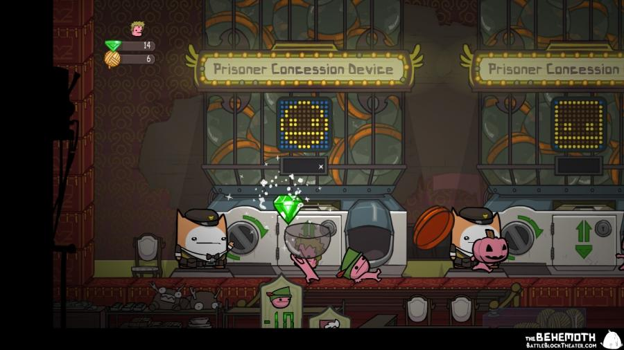 BattleBlock Theater - Steam Gift Key Screenshot 2
