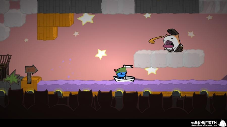 BattleBlock Theater - Steam Gift Key Screenshot 9