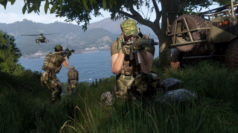 Arma 3 Apex (DLC) - Steam Geschenk Key Screenshot 1