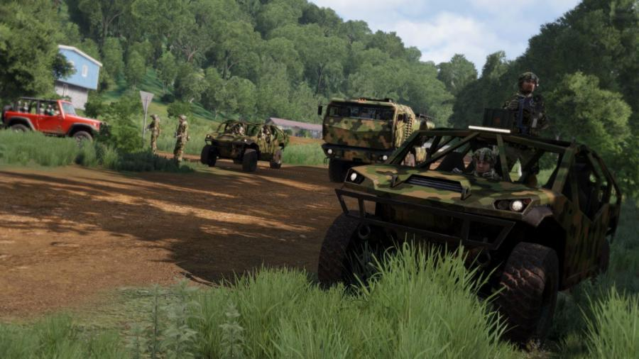 Arma 3 Apex (DLC) - Steam Geschenk Key Screenshot 3