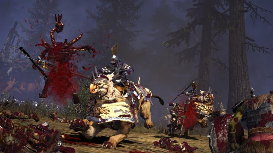 Total War Warhammer - Blood for the Blood God (DLC) Screenshot 5