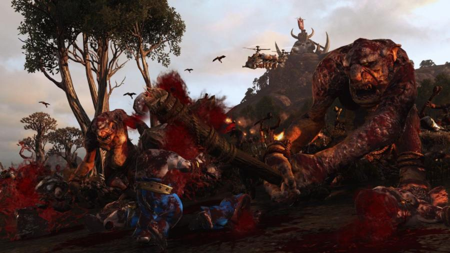 Total War Warhammer - Blood for the Blood God (DLC) Screenshot 3