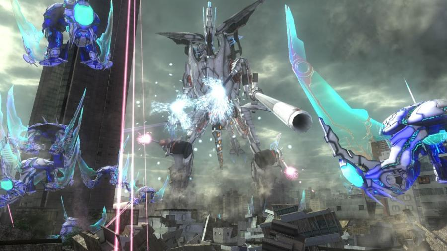 Earth Defense Force 4.1 - The Shadow of New Despair (Steam Gift Key) Screenshot 2