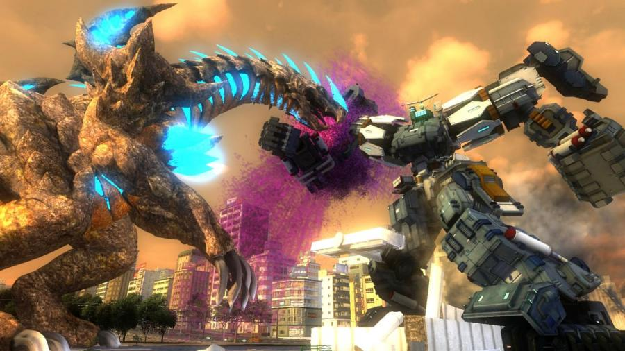 Earth Defense Force 4.1 - The Shadow of New Despair (Steam Gift Key) Screenshot 6