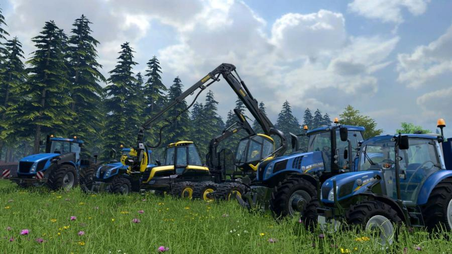 Farming Simulator 2015 - Steam Gift Key Screenshot 2