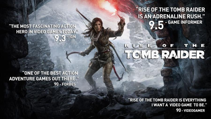 Rise of the Tomb Raider - 20 Year Celebration Edition Screenshot 8