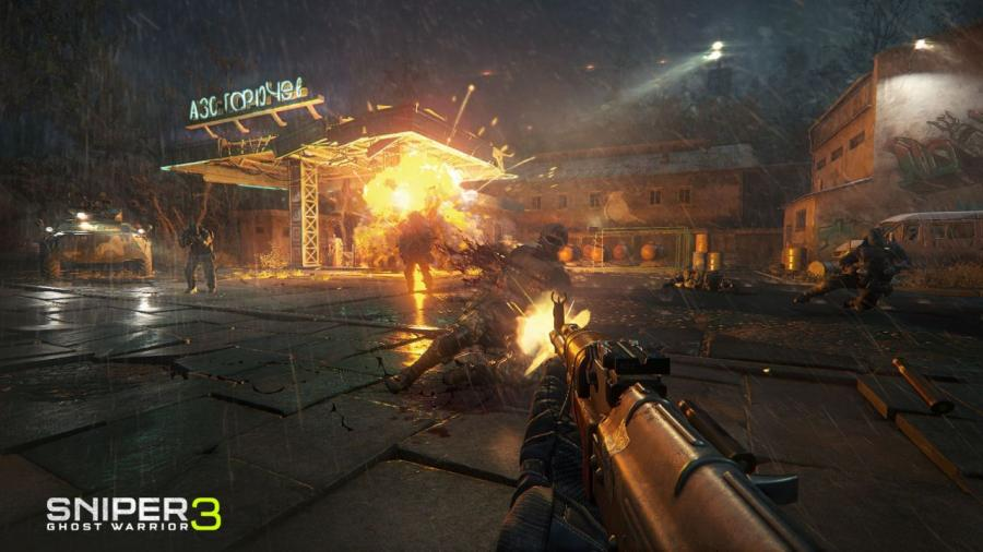 Sniper Ghost Warrior 3 Screenshot 4