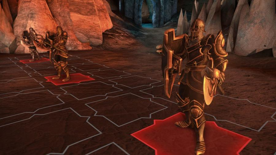 Might and Magic Heroes VII - Trial By Fire Screenshot 4