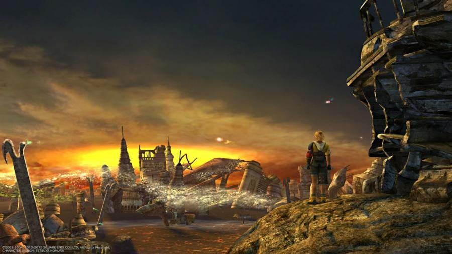 Final Fantasy X/X-2 HD Remaster (Steam Gift Key) Screenshot 5