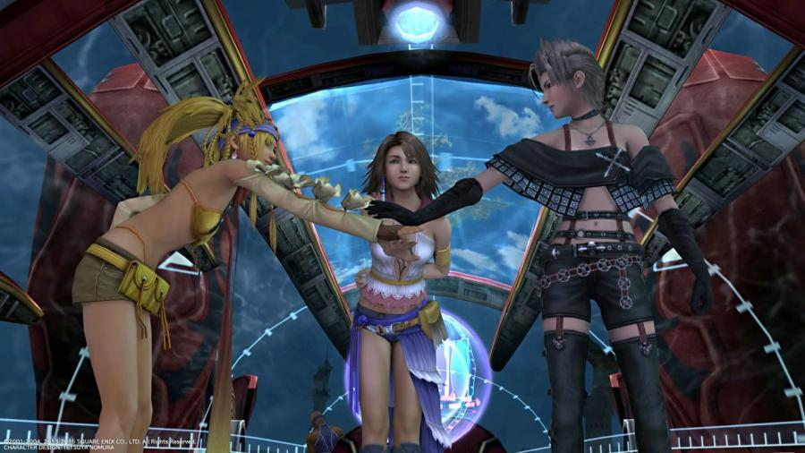 Final Fantasy X/X-2 HD Remaster (Steam Gift Key) Screenshot 2