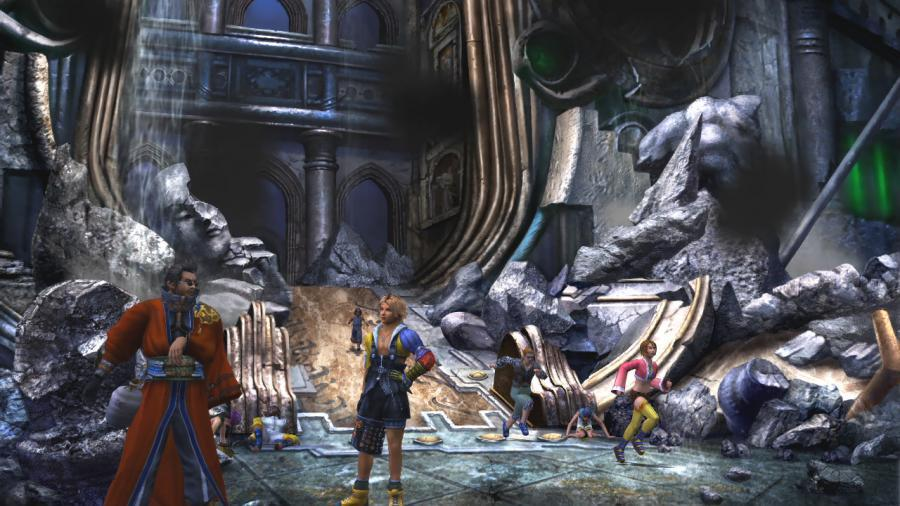 Final Fantasy X/X-2 HD Remaster (Steam Gift Key) Screenshot 6