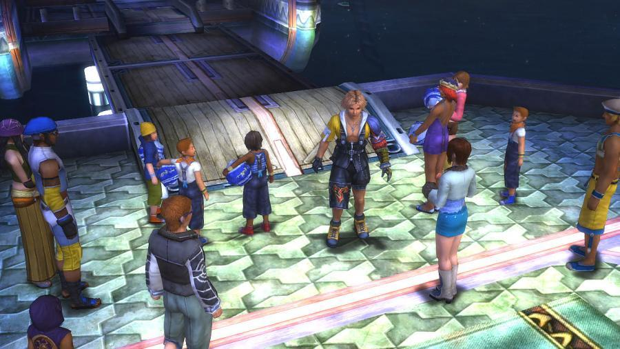 Final Fantasy X/X-2 HD Remaster (Steam Gift Key) Screenshot 1