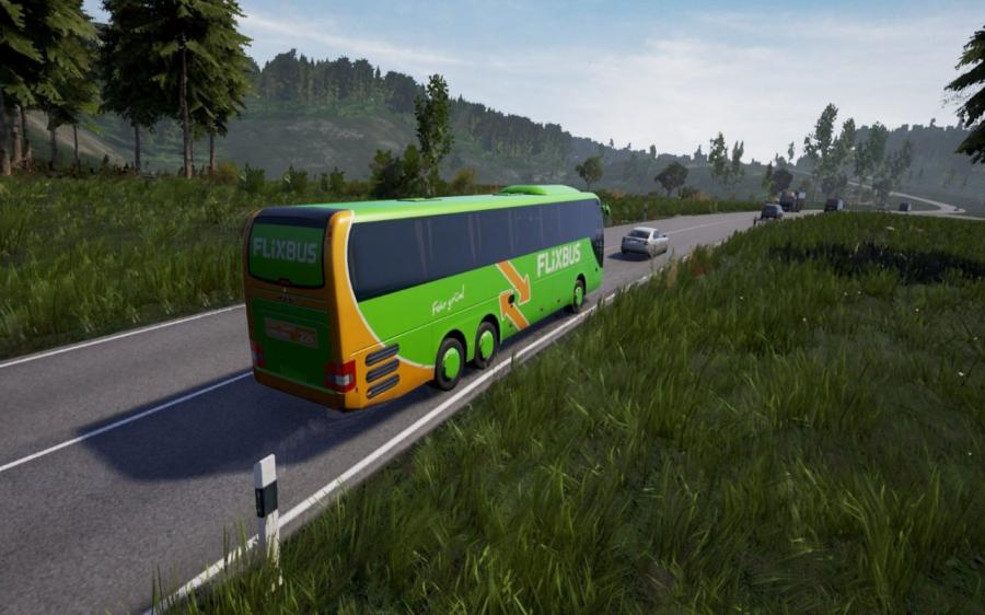 Fernbus Coach Simulator Screenshot 4