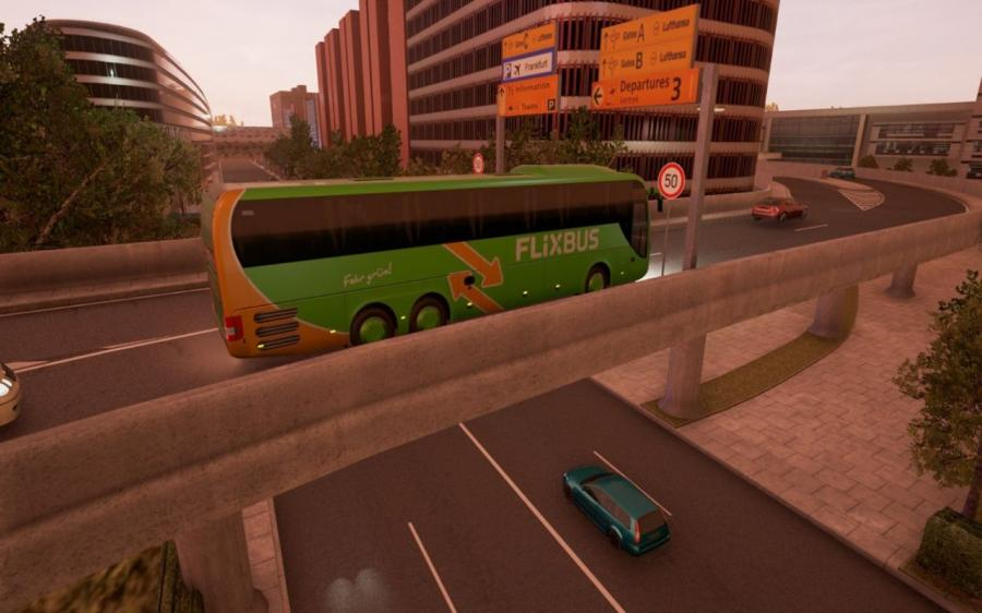 Fernbus Coach Simulator Screenshot 7