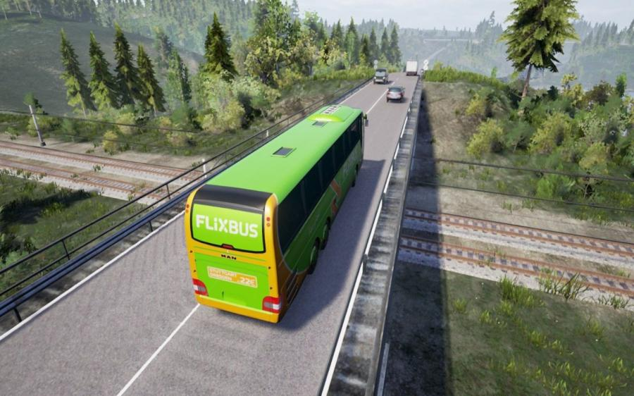 Fernbus Coach Simulator Screenshot 9