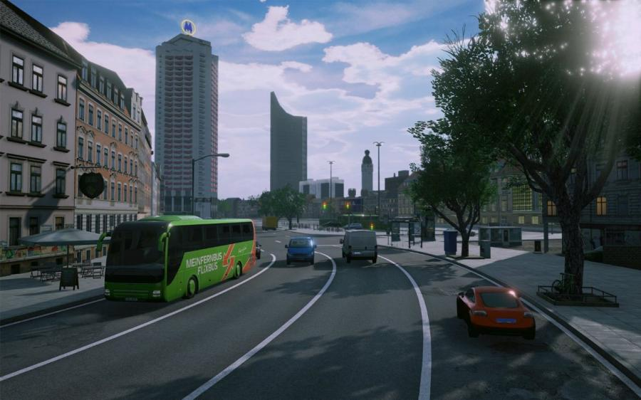 Fernbus Coach Simulator Screenshot 2