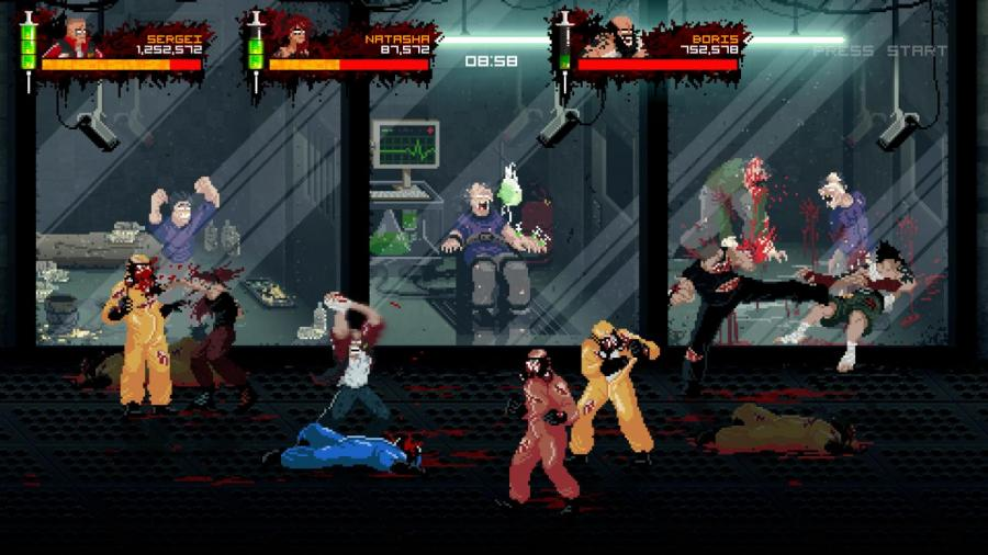 Mother Russia Bleeds Screenshot 3