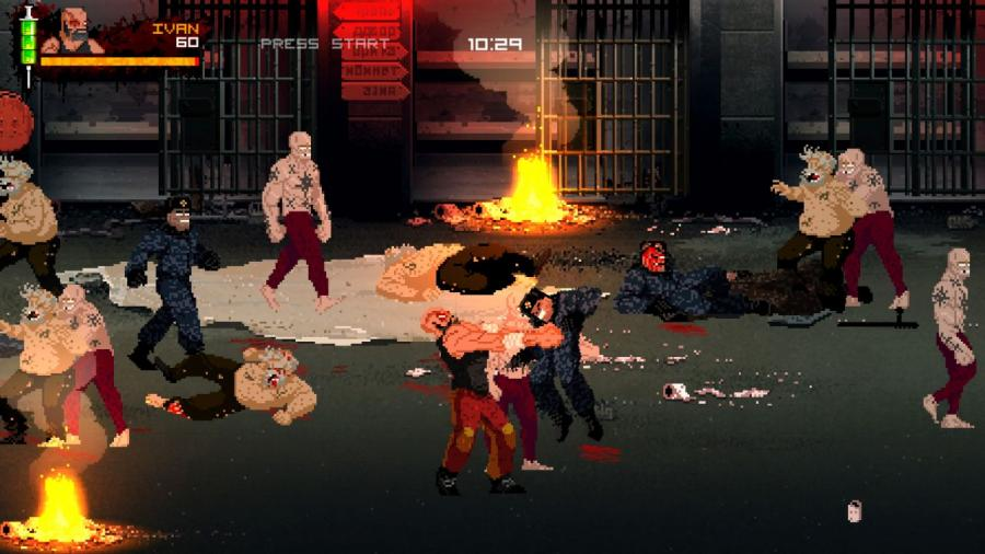 Mother Russia Bleeds Screenshot 4