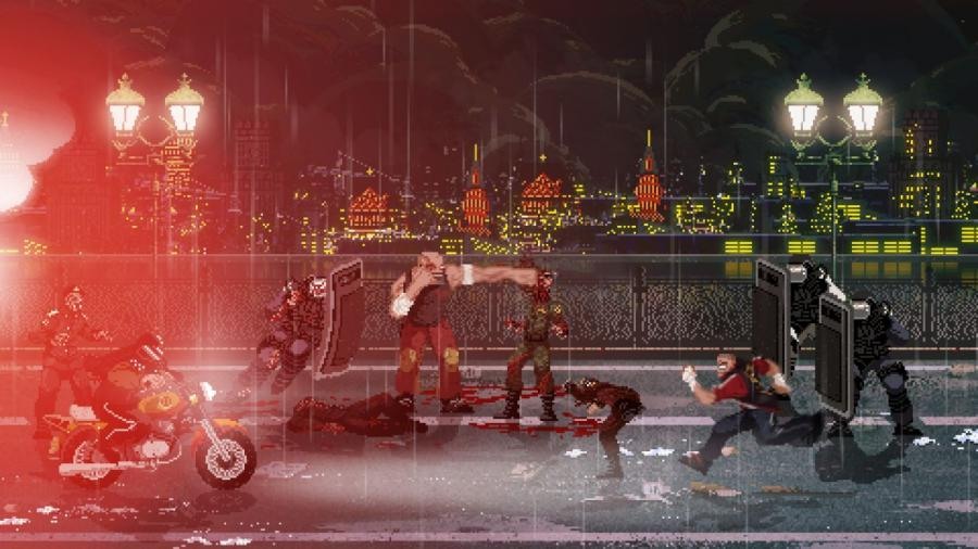 Mother Russia Bleeds Screenshot 6