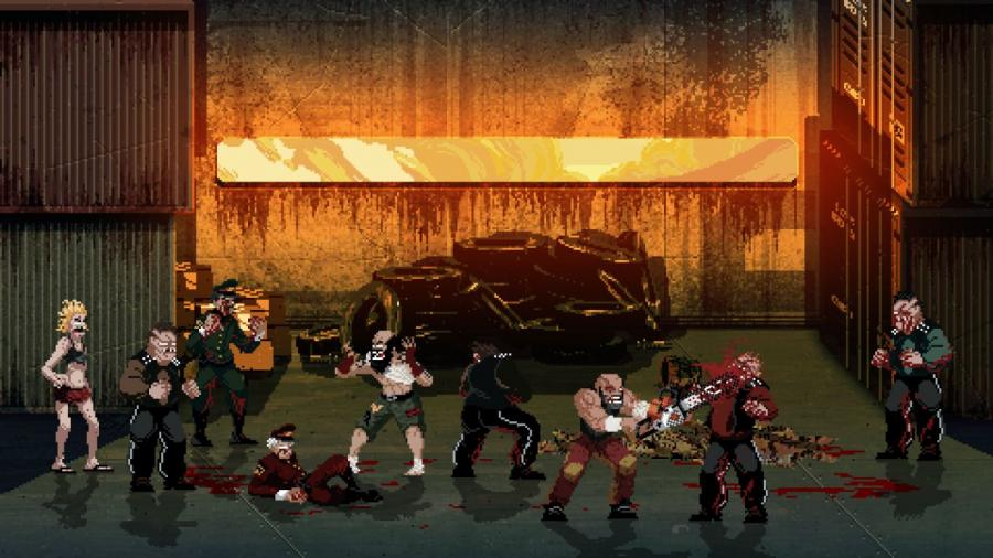 Mother Russia Bleeds Screenshot 1