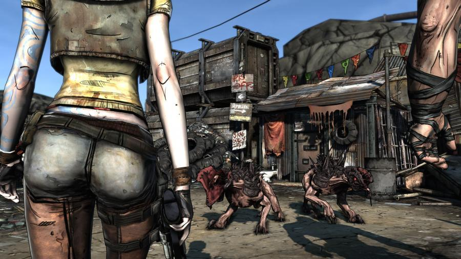 Borderlands - Game of the Year Edition (Steam Gift Key) Screenshot 3