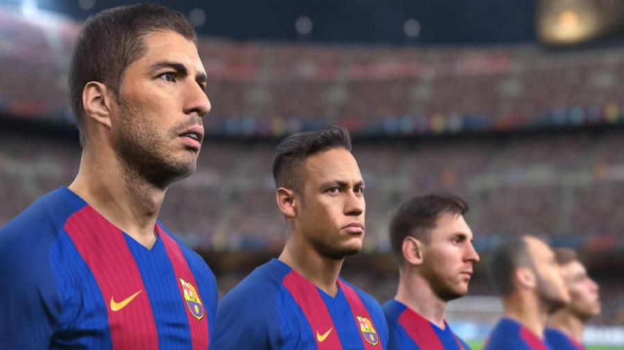 Pro Evolution Soccer 2017 - Xbox One Account Unlock Screenshot 3