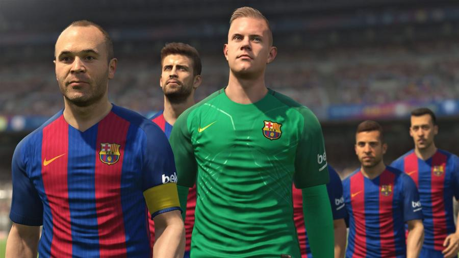 Pro Evolution Soccer 2017 - Xbox One Account Unlock Screenshot 1
