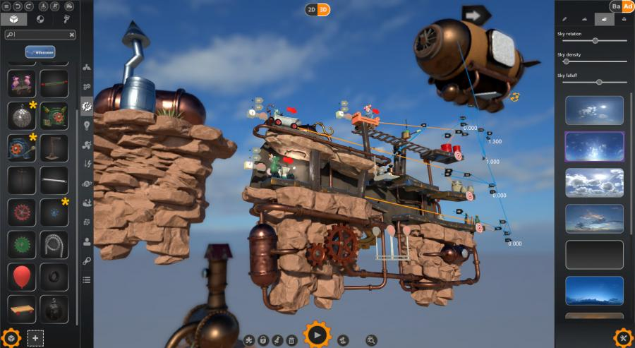 Crazy Machines 3 Screenshot 5