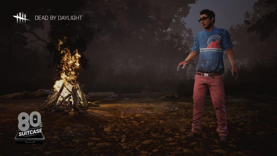 Dead By Daylight - The 80's Suitcase DLC (Steam Gift Key) Screenshot 1