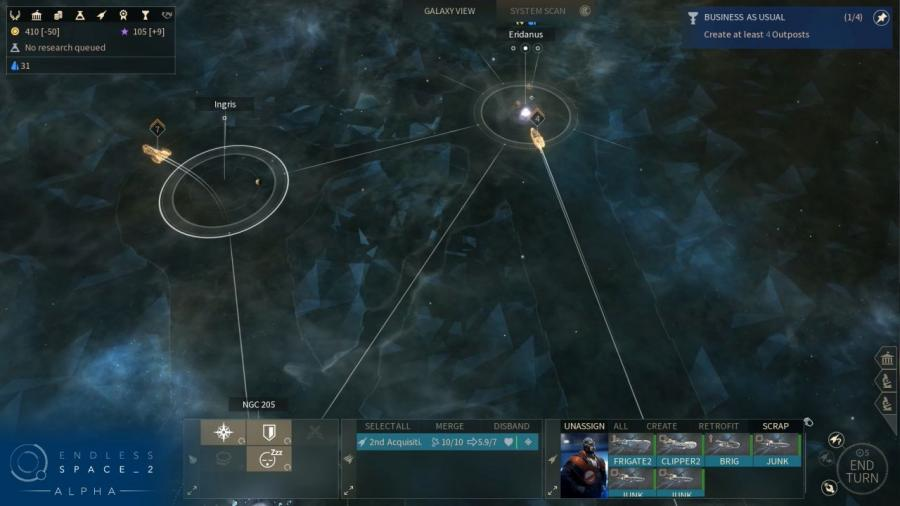 Endless Space 2 - Steam Gift Key Screenshot 7