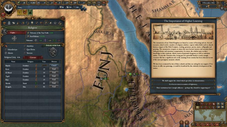 Europa Universalis IV - Rights of Man (Addon) Screenshot 7