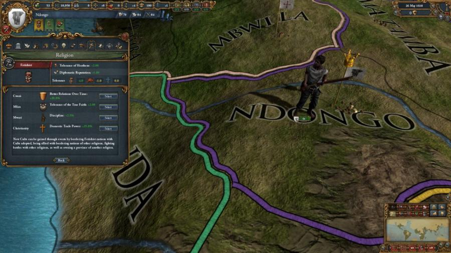 Europa Universalis IV - Rights of Man (Addon) Screenshot 6