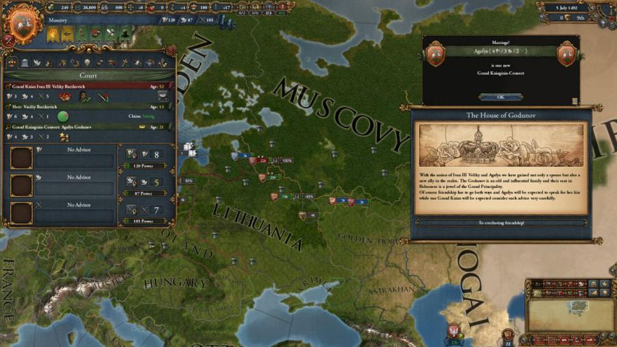 Europa Universalis IV - Rights of Man (Addon) Screenshot 8