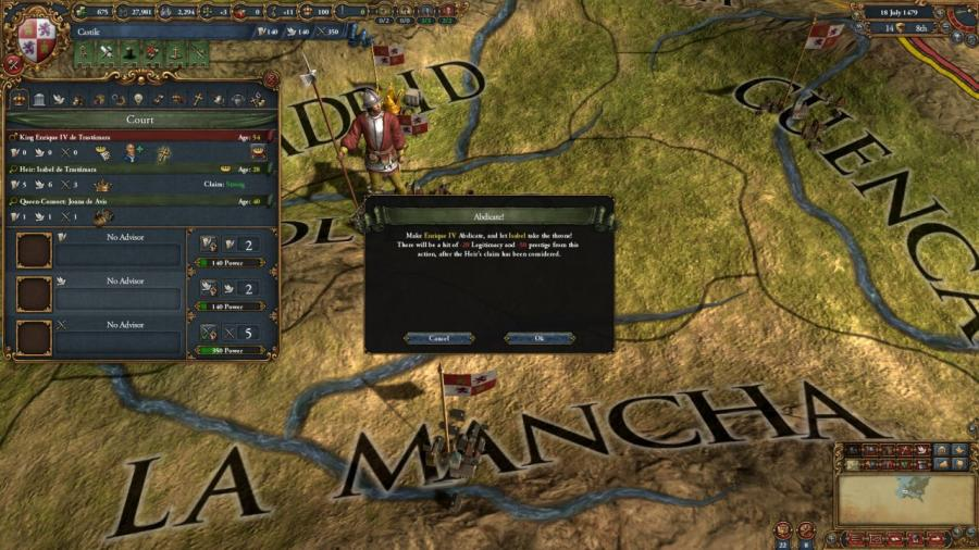 Europa Universalis IV - Rights of Man (Addon) Screenshot 9