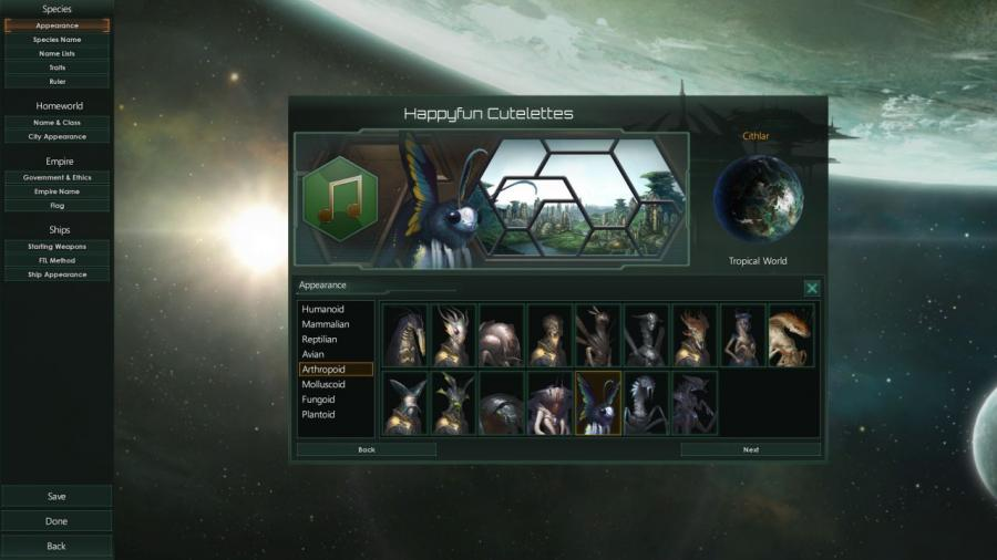 Stellaris - Leviathans Story Pack Screenshot 1