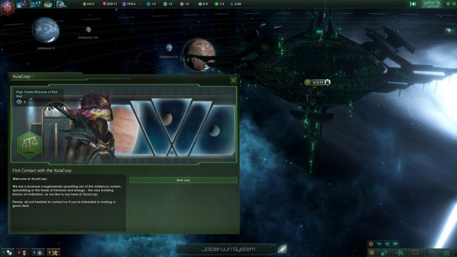 Stellaris - Leviathans Story Pack Screenshot 3